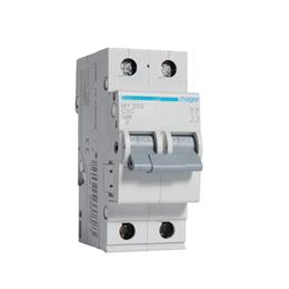 Автоматический выключатель Hager 2P 4, 5kA С-50A 2M