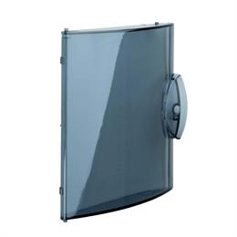 Дверца прозрачная для мини-щитка Hager GD106